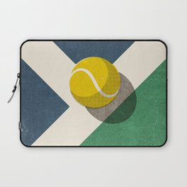 BALLS / Tennis (Hard Court) Laptop Sleeve