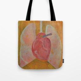 Hearten Tote Bag