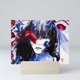 MistyEve Mini Art Print