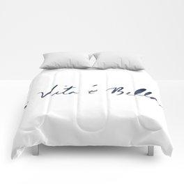 La vita è bella - Life Is Beautiful Comforters