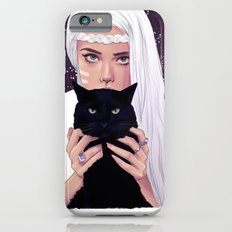 She had Stars in her Eyes iPhone 6s Slim Case