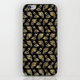 Turkish tulip - Ottoman tile pattern 3 iPhone Skin