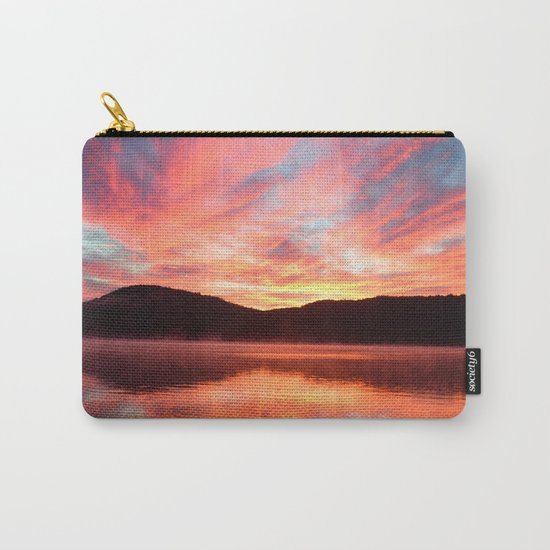 Angels in the Morning: Sunrise Carry-All Pouch