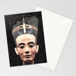 Nefertiti D Stationery Cards