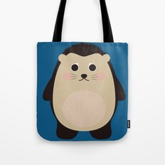 Hubert the Hedgehog Tote Bag