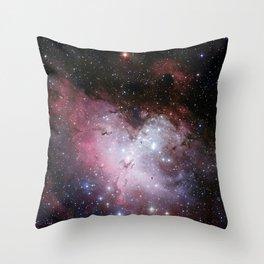 Eagle Nebula Throw Pillow