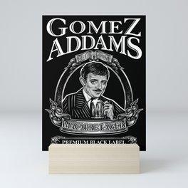 Macabre Lager Mini Art Print