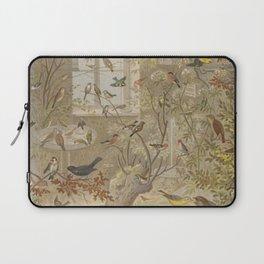 Antique Aviary Laptop Sleeve