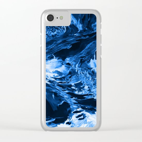 Aes Clear iPhone Case