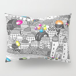 Locals Only - Heidelberg, Germany Pillow Sham