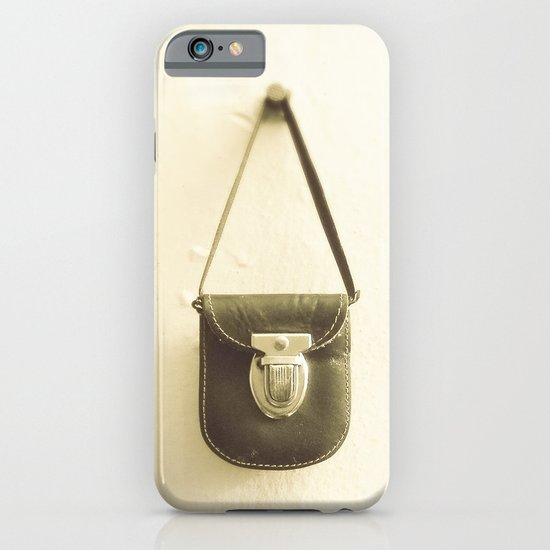 Keep a Secret iPhone & iPod Case