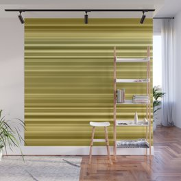 Elegant gold stripes Wall Mural