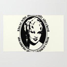 Mae West Rug