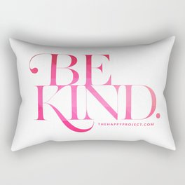 Be Kind (F$%# Cancer) Rectangular Pillow