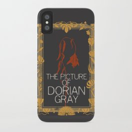 BOOKS COLLECTION: Dorian Gray iPhone Case