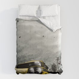 Taxi Comforters