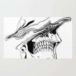 Skull (Liquify) Rug