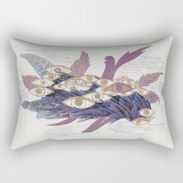 Nudibranch Rectangular Pillow