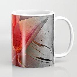 Pink Star Coffee Mug
