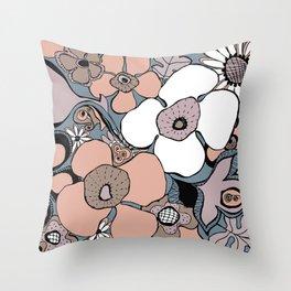 Doodle 2 Throw Pillow