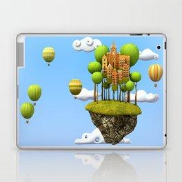 New City in the Sky Laptop & iPad Skin
