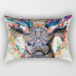 Unconfined Rectangular Pillow