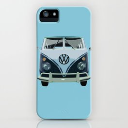 VW Bus iPhone Case