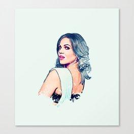 Lana Parrilla #SDCC 2015 Canvas Print