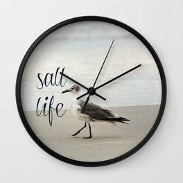 Seagull Stroll Wall Clock