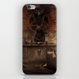 The Lord of Death iPhone Skin
