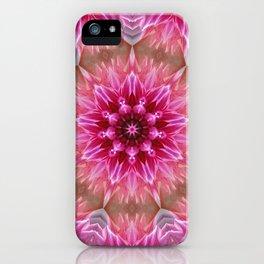 Shimmerflower iPhone Case