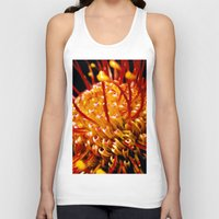 candy Tank Tops featuring Candy by Stephen Linhart