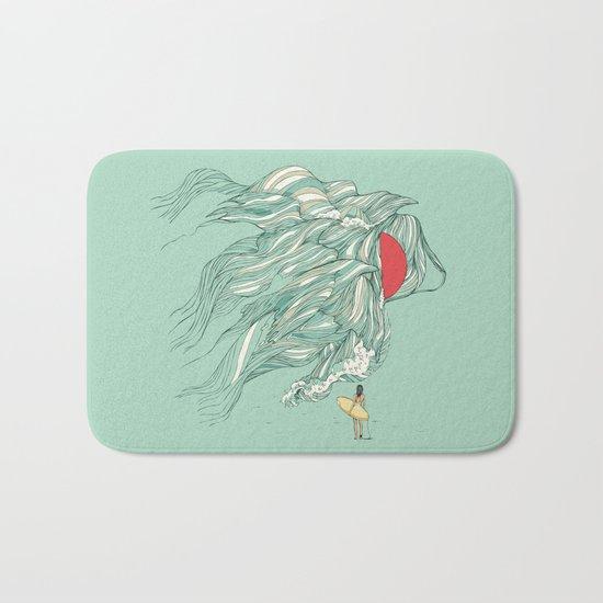 Ocean Summer Bath Mat