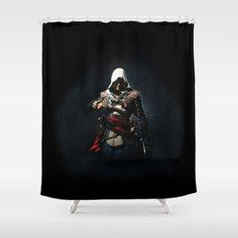 creed assassins Shower Curtain