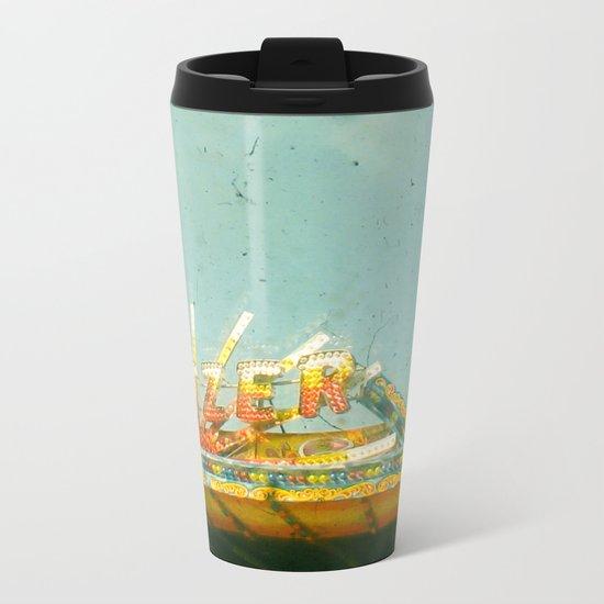 Let's Waltz Metal Travel Mug