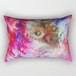 Abstract Owl   #society6 #decor #buyart Rectangular Pillow