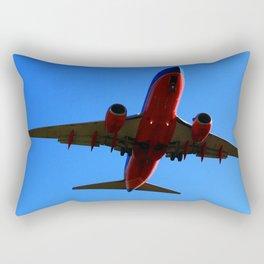 Southwest on Final Rectangular Pillow