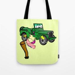 4WD Tote Bag