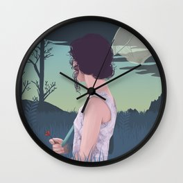 Dream finder Wall Clock