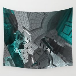 Fractaled Wall Tapestry