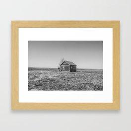 Adam Hoffman Homestead 8 Framed Art Print