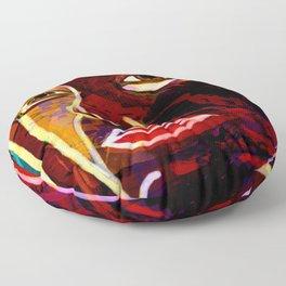 Awarita Woman Floor Pillow