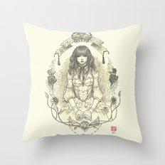 Annabella Throw Pillow