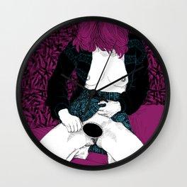 Miroir Miroir Wall Clock