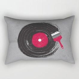 Art of Music Rectangular Pillow