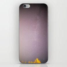 Seven Sisters near the Milky Way iPhone & iPod Skin