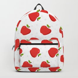 Delious Apple Pattern Backpack