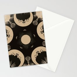 Ouija Wheel of the Moon - Beyond the Veil Stationery Cards