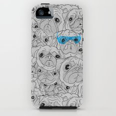 Hot Dog iPhone (5, 5s) Tough Case