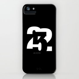 Pay Attention iPhone Case